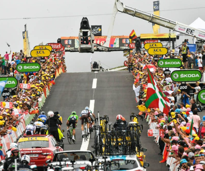 Tour de France 2017 - 13/07/2017 - Etape 12 - Pau / Peyragudes  (214,5 km) - France