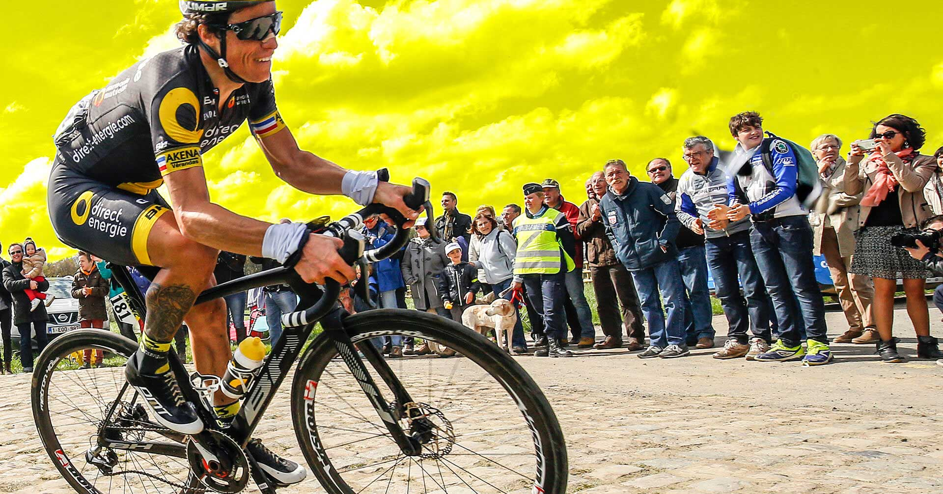 You are currently viewing Direct Energie Team – Tour de France 2017